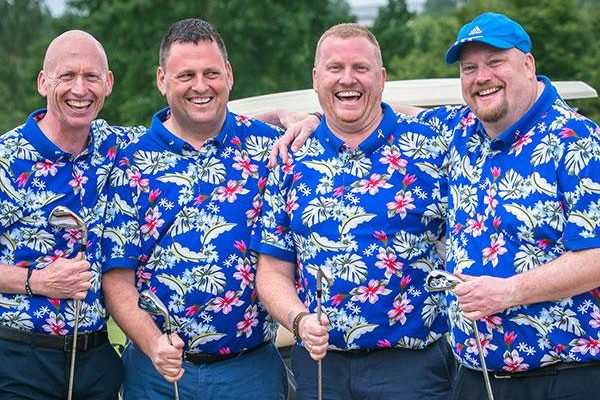 Charity golf days