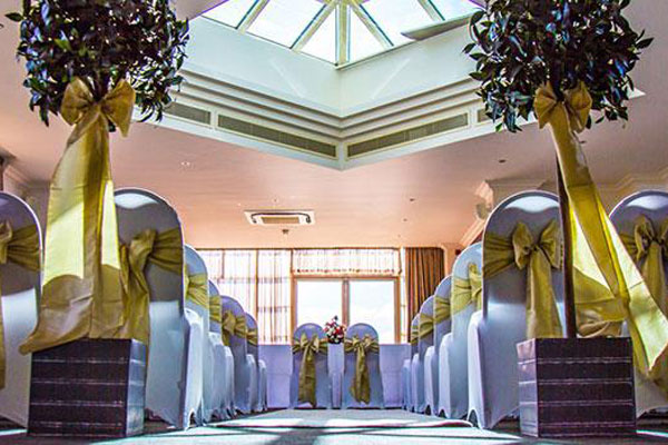 Abbey Hill wedding function room